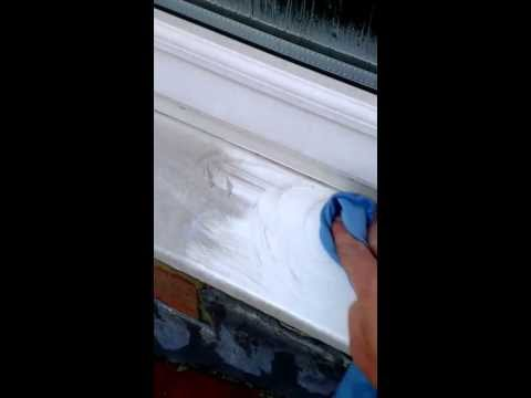 How to clean and whiten uPVC | upvc cleaning