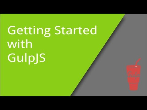 Getting Started with GulpJS