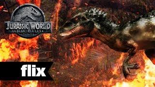 Jurassic World: Fallen Kingdom - Indoraptor Hybrid (2018)