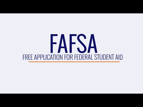 Fill out the FAFSA for the Excelsior Scholarship