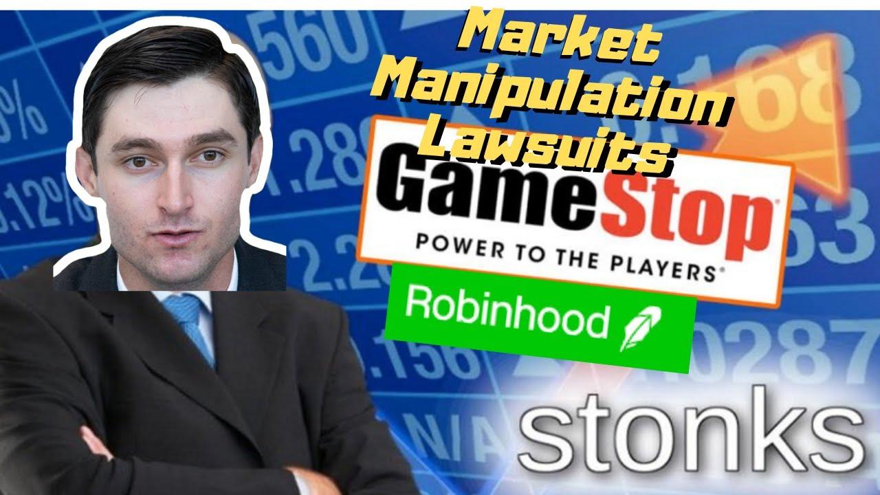 Market Manipulation Lawsuits:(Do you have a case?)