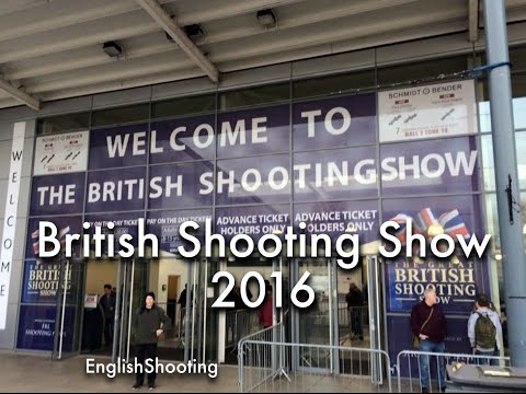 The Great British Shooting Show 2016 - Full Day