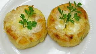 Pommes Byron Potato Patties Recipe With Michael S Home Cooking