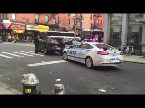 NYPD CTB CRUISER,
