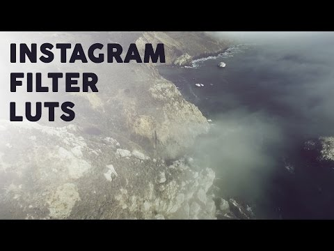 Instagram Filter LUTS (Download)