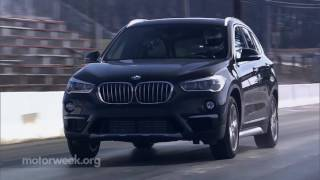 MotorWeek   Road Test: 2016 BMW X1