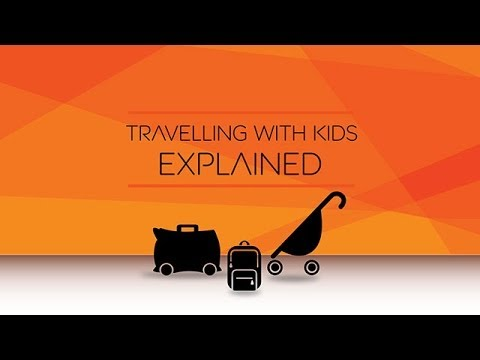 easyJet Flying With Children Explained