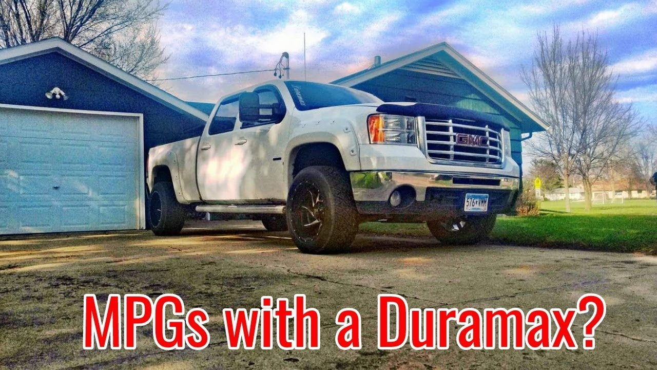 HOW TO: MPG's with your DURAMAX (hypermiling)
