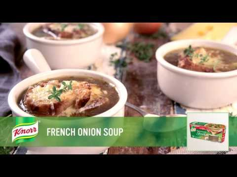How to Make French Onion Soup from Knorr®