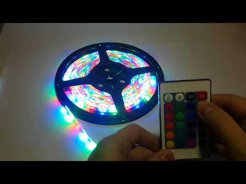 Before you buy RGB LED strip