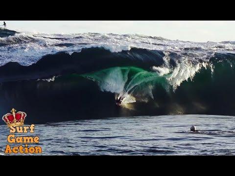 XXL BODYBOARD - BIGGEST WAVES EVER