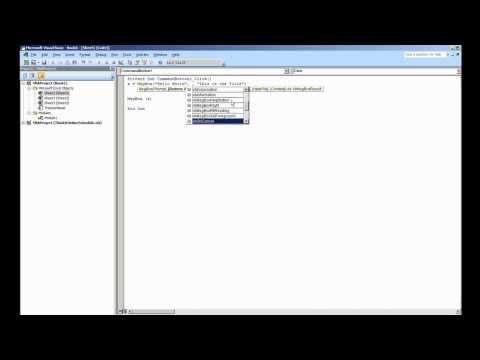 Microsoft Excel VBA Message Box Parameters (MsgBox)