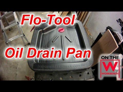 Flo Tool 16 Quart Oil Drip Pan