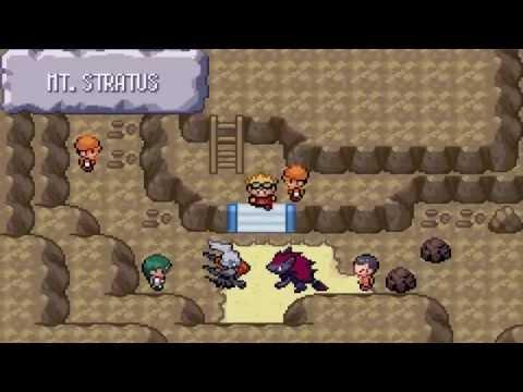 Pokemon Glazed #13 - Darkrai vs Zoroark