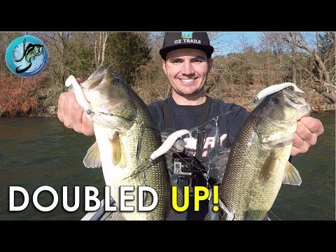 How To Fish Alabama Rigs For Winter Bass
