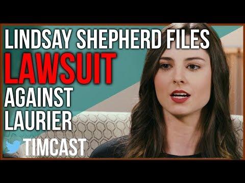 Lindsay Shepherd Files Massive Lawsuit for Free Speech Abuse