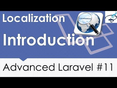 Advanced Laravel | Localization - Introduction #10