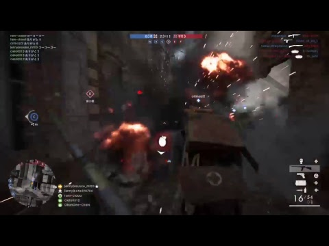[PS4 BF1]今更な武器アンロック目指す②