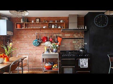 Interior Brick Wall Design Decorating Ideas