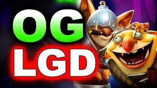 Download OG vs LGD - TI8 REMATCH - EPICENTER MAJOR 2019 DOTA 2 Video