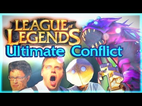 League of Legends: Ultimate Conflict (Real Life)