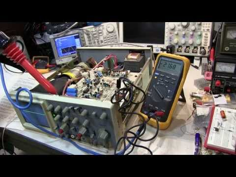 #184: How to calibrate an analog oscilloscope