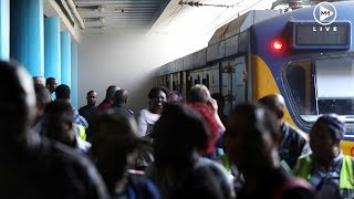 CT trains go up in smoke…again!