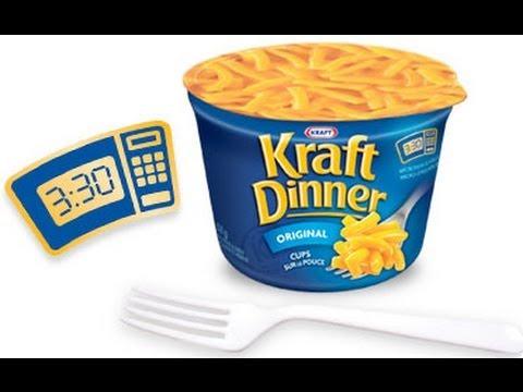 How to make Kraft Dinner