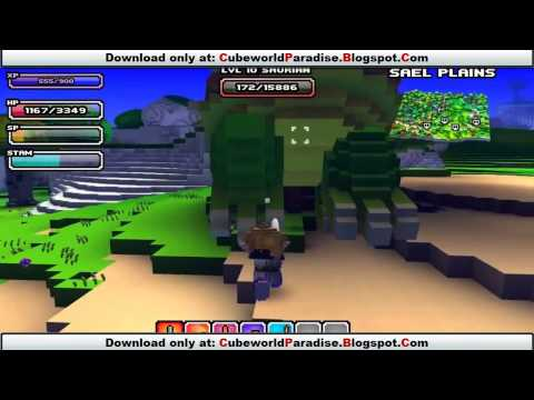 Cube World Download - Free PC Game