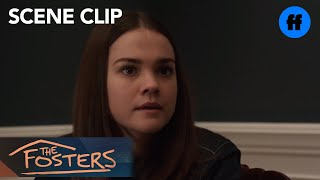 The Fosters | Season 4, Episode 18: Callie Speaks Up For Aaron | Freeform