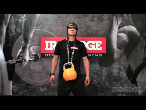 The Iron Edge Neck Harness