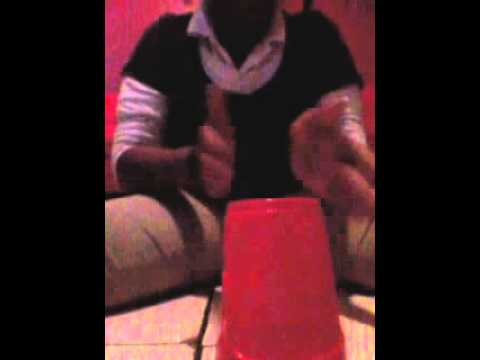 Cup song (slow then fast)