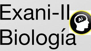 Exani-II Biología