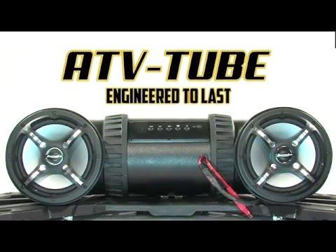 Bazooka ATV-Tube Bluetooth Off-Road & ATV speaker system