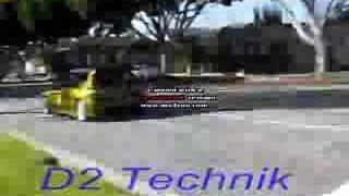 D2 Technik Honda Civic
