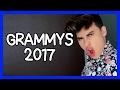GRAMMYS 2017 CON LA DIVAZA