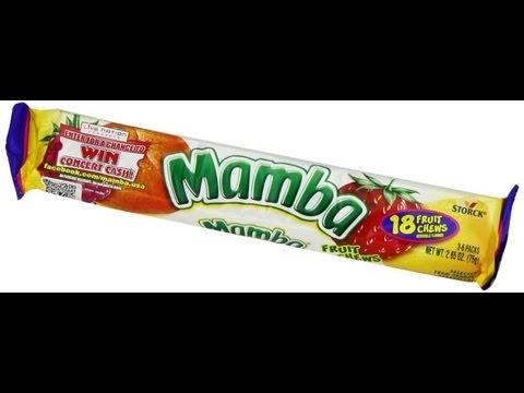 Unwrapping Mamba fruit chews