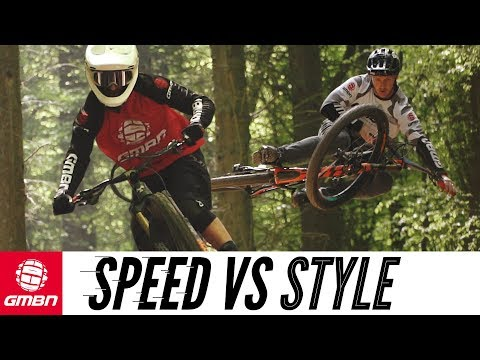 Speed Vs Style | Which Type Of Mountain Biker Are You?