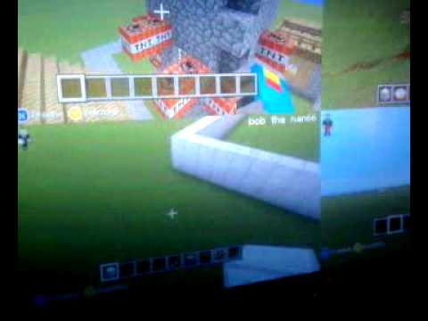 Minecraft making a cake factory