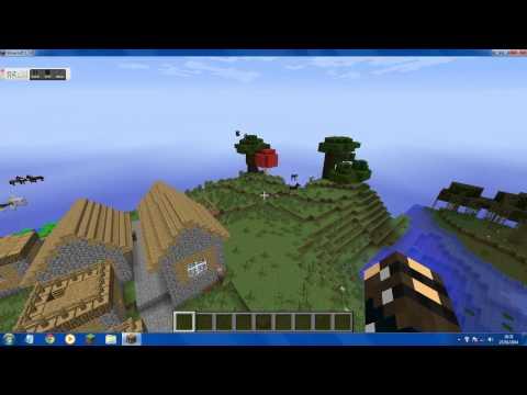 Minecraft 1.7.4: Epic Seed!!!!