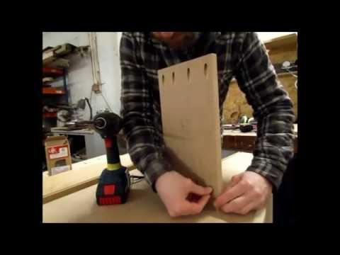 DIY - Herringbone drawer build part 1