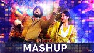 MASHUP: Manje Bistre | Gippy Grewal, Sonam Bajwa | Punjabi Song | Movie is Released Now | Saga Music