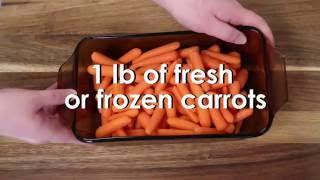 In The Kitchen Honey Glazed Carrots