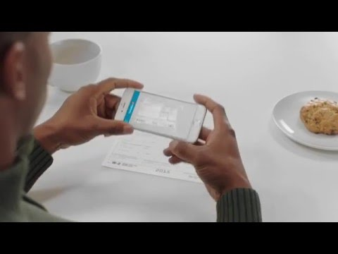 TurboTax W2 Snap & Auto Fill is Faster Than Pouring  a Cup of Coffee
