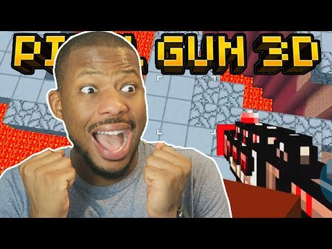 SUPER INTENSE MATCHES! | Pixel Gun 3D