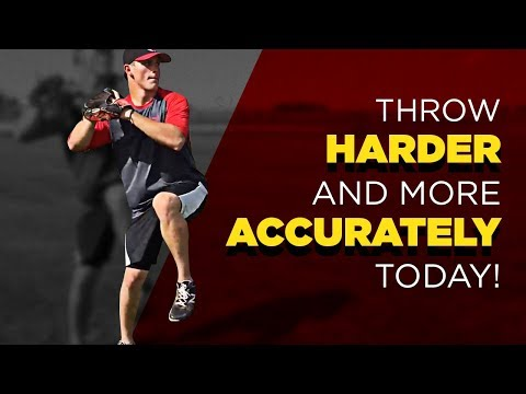 Try These Accuracy And Arm Strength Drills! - Baseball Throwing Drills