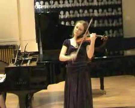 Violin accident