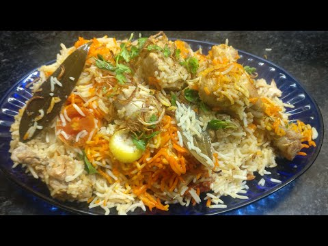 Dum Biryani in Pressure Cooker - Easiest Recipe of Dum Biryani