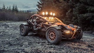 Ariel Nomad vs Welsh Mud - Rory Reid