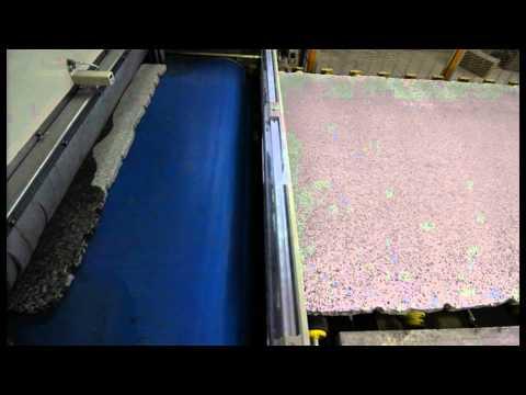Levibreton KG 4000FLAT Daimond - polishing machine for granite slabs